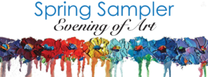2017 Spring Sampler Evening of Art @edmondfinearts