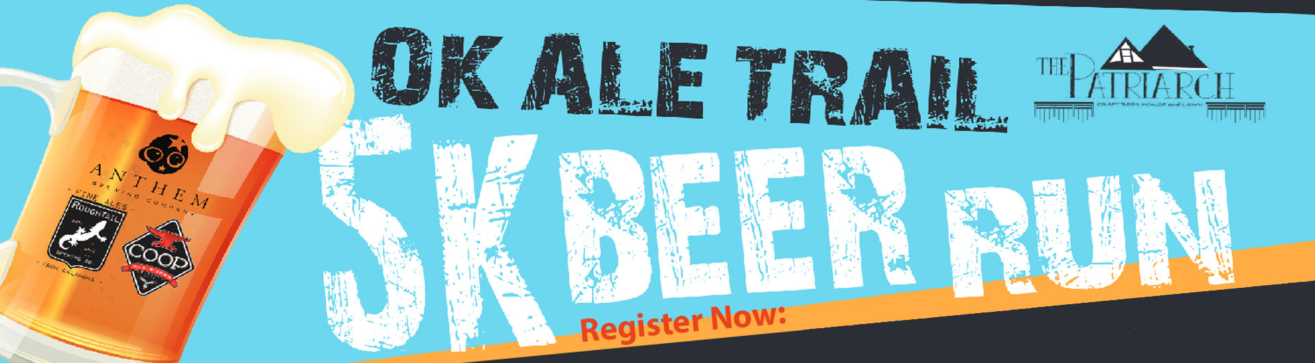 OK Ale Trail event flyer