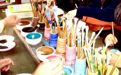 COVID-Safe Art Classes Can Be a Soothing Activity This Fall